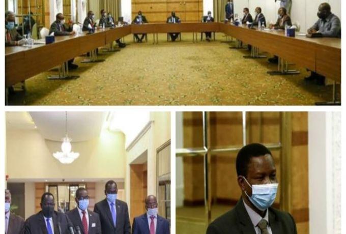 جلسة مفاوضات مباشرة بين الحكومة و(الثورية) بالخرطوم تناقش الملفات العالقة