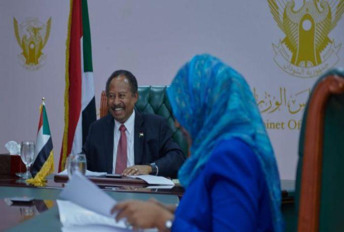 حمدوك: السودان يتطلع لشراكة متبادلة ومتكافئة مع المجتمع الدولي
