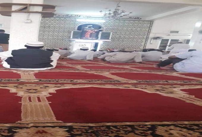 خطيب بلا ورقة  مسجد الامتداد الكبير .. تهوية ممتازة   .. مكبرات صوت مريحة للأذن   ..