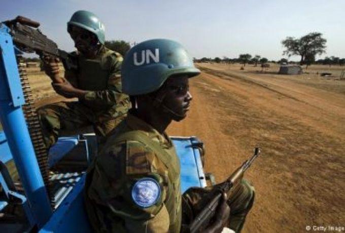 قوات الأمم المتحدة تبدأ الانسحاب من جنوب السودان