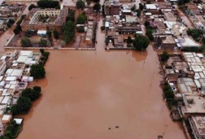 رتفاع حصيلة الضحايا والفيضان يغرق مدينة أمدرمان