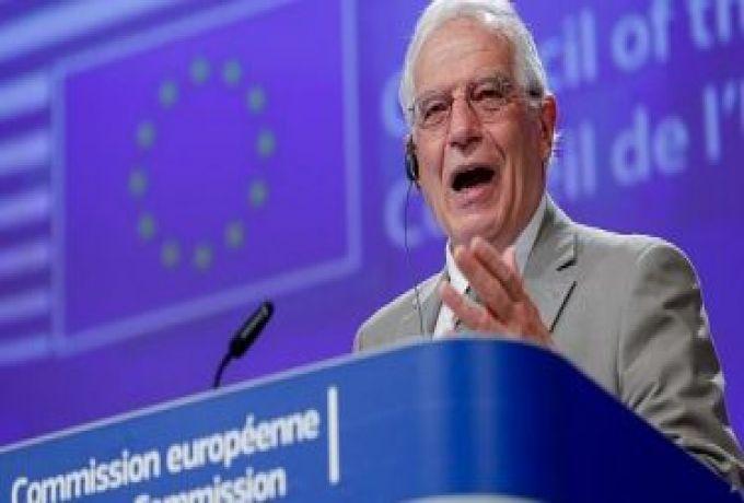 الممثل الأعلى الأوروبي : السودانيون يستحقون جني ثمار السلام