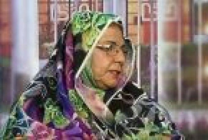 ئيسة مفوضية حقوق الانسان حورية اسماعيل تعلن رفضها قرار لجنة التفكيك باقالتها من منصبها