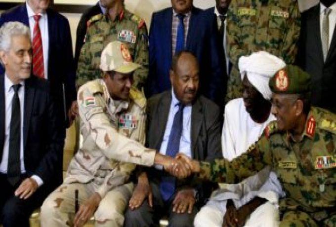 """وسيط الاتحاد الأفريقي السابق في الأزمة السودانية يصدر كتاب """"السودان على طريق المصالحة"""" الكتاب يثير إشكالية تطرحها الديمقراطية في السياق الأفريقي"""