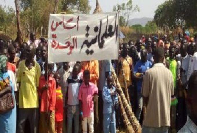 التعايشي: إنتهجنا سياسة فصل المؤسسات الدينية عن الدولة ونظام الحكم في اتفاقية جوبا
