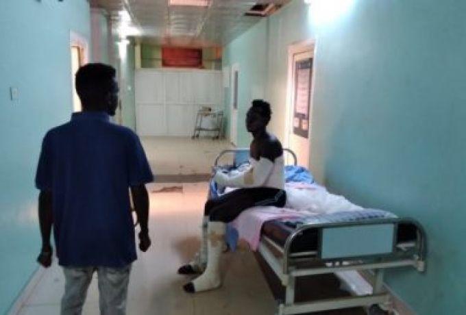 بلاغات في مواجهة موظفين على خلفية حادث إحراق عمال النظافة بالخرطوم