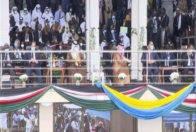 توقيع اتفاق السلام السوداني بحضور دولي وإقليمي