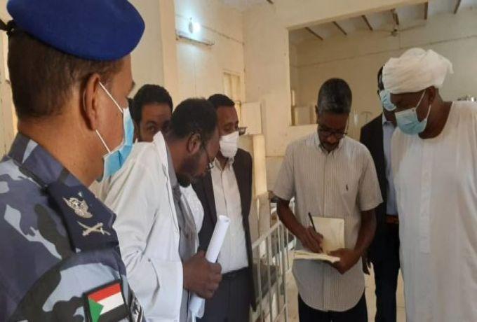 محمد الفكي يقف ميدانيا على مستشفيات الولاية الشمالية ويتعهد بمعالجة التحديات