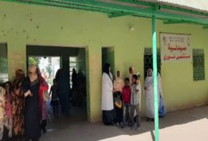 محمد الفكي يتعهد بتحويل مستشفى نوري لمستشفى عام
