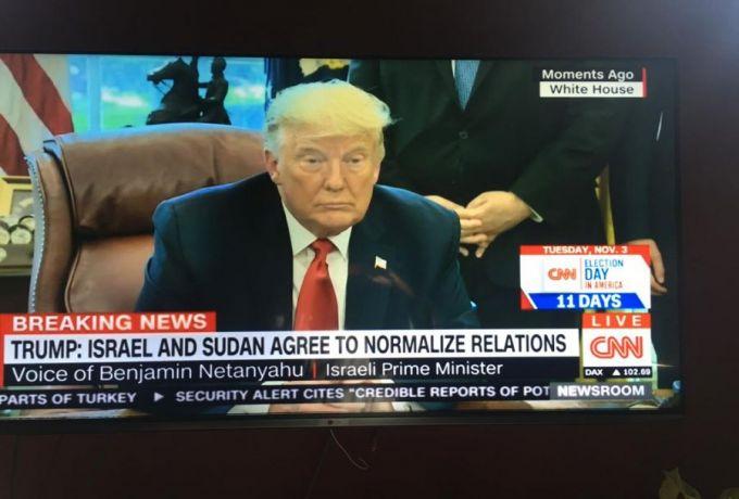 ترامب يرفع اسم السودان من قائمة الارهاب