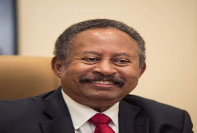 """عبد الله حمدوك يرحب بقرار الرئيس"""" ترامب"""" برفع السودان من قائمة الإرهاب"""