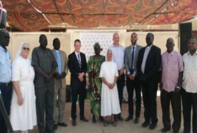 منظمة الفيت لتنميةالمجتمع ومجلس الكنائس يدشنان مشروع دعم الأسر المنتجة