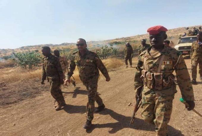 تاور يؤكد دعم الحكومة لولاية القضارف ويشيد بانتصارات القوات المسلحة