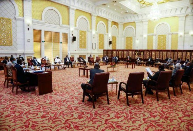 تفاصيل اجتماع آليات تنفيذ إتفاق جوبا لسلام السودان