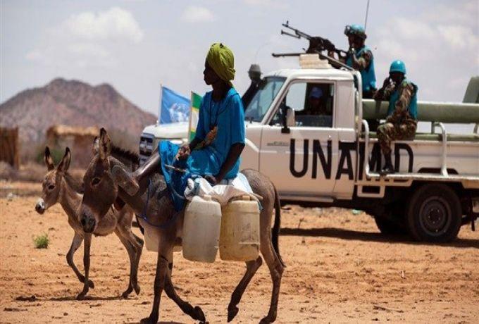 يوناميد: ليس بيدنا التراجع عن الخروج من السودان