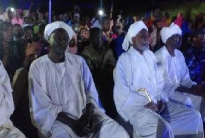 والي شرق دارفور يحيي تضحيات الرعيل الأول لتحقيق الإستقلال