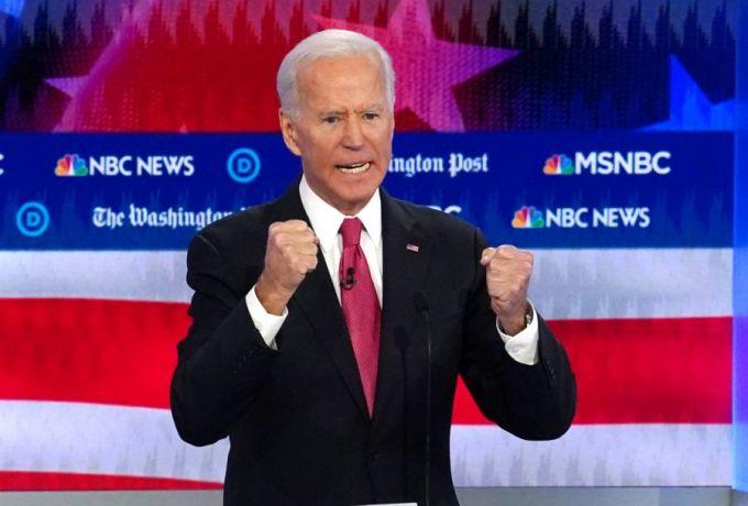 عاجل… الكونغرس الأمريكي يصادق على فوز بايدن رئيساً للولايات المتحدة بـ٣٠٦ من الأصوات