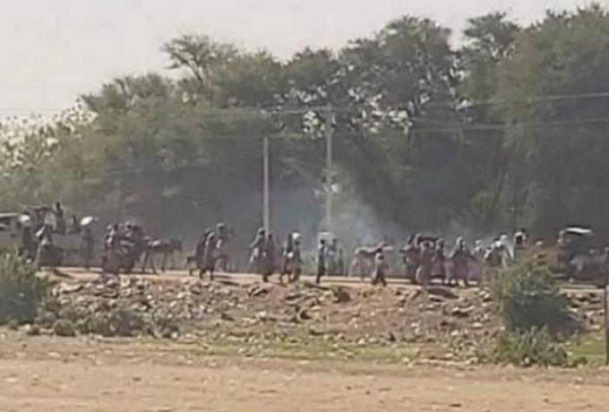 الدومة والي غرب دارفور يجيز الخطة الأمنية المشتركة لتأمين الولاية