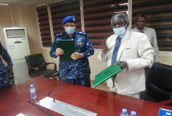 توقيع بروتكول تعاون بين المالية والداخلية لبرنامج دعم الاسر السودانية