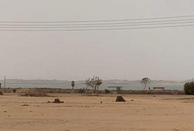 السودان..عاصفة شتوية تضرب محلية حلفا