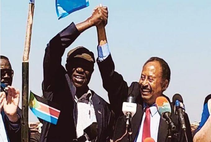السودان..ترتيبات لتوقيع عبد الواحد والحلو على اتفاق السلام خلال أسبوع