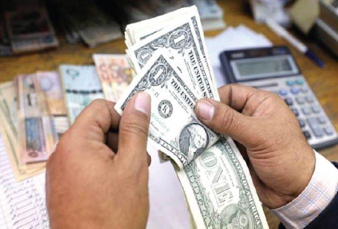 التعامل بالنقد الاجنبي يصل في بنك امردمان الوطني ليمون دولار