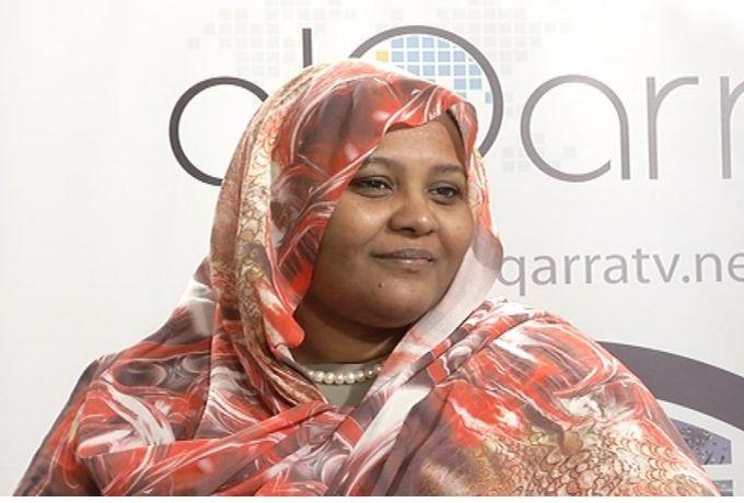 وزيرة الخارجية مريم الصادق المهدي تتعهد بعلاقات جيدة وعدم التفريط في حدود السودان