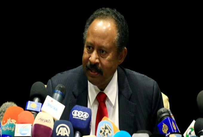 رئيس الوزراء ..حمدوك: ملء سد النهضة بشكل أحادي يشكل خطراً على سدود السودان ومواطنيه