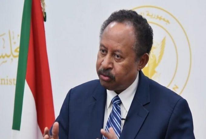 رئيس الوزراء حمدوك :السودان يمر بمرحلة في غاية الحساسية