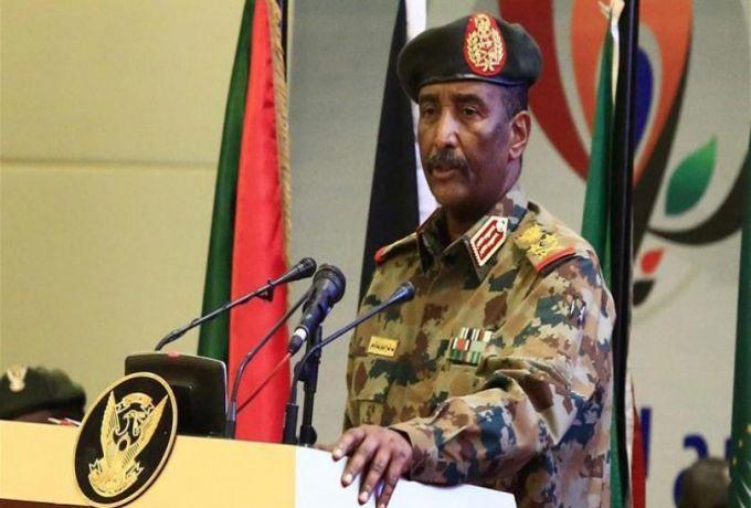 رئيس المجلس السيادي البرهان يستعجل تشكيل المجلس التشريعي والمحكمة الدستورية