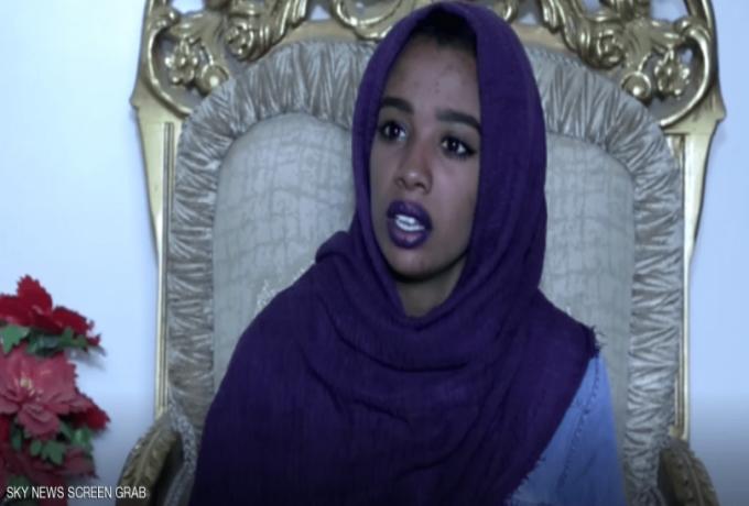 """تقارير..""""صائدة البمبان"""".. سودانية تلهم شجاعتها وزير خارجية بريطانيا"""