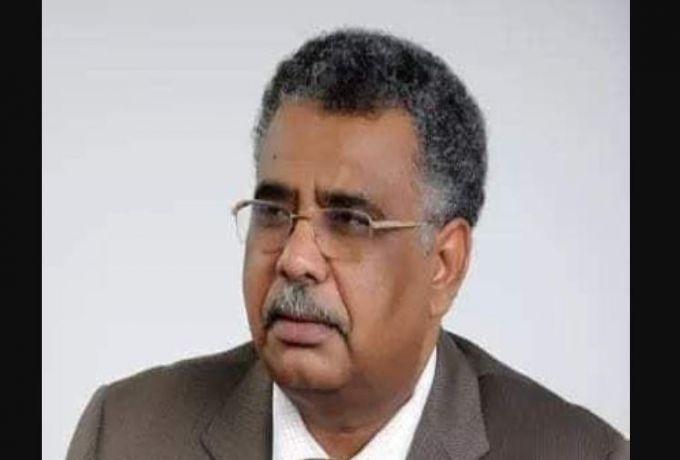 محمد عصمت القيادي بالتغيير: تصريحات والي غرب دارفور غريبة