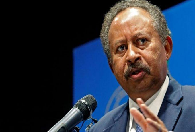 رئيس الوزراء حمدوك يدعو نظيريه المصري والإثيوبي لقمة حول سد النهضة
