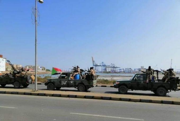 الدعم السريع يخفض قواته في اليمن
