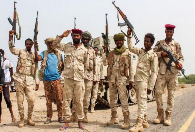 السودان يسحب 10 آلاف جندي من اليمن