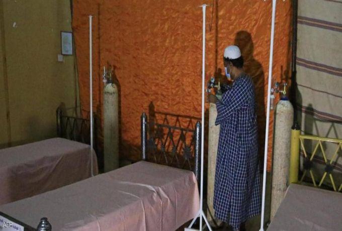 السودان ..المستشفيات تعاني نقصا في امدادات الاكسجين