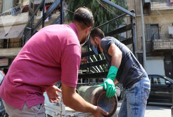 بلد عربي يبحث عن اسطوانات الأوكسجين وسط أنباء عن تهريبها من المستشفيات