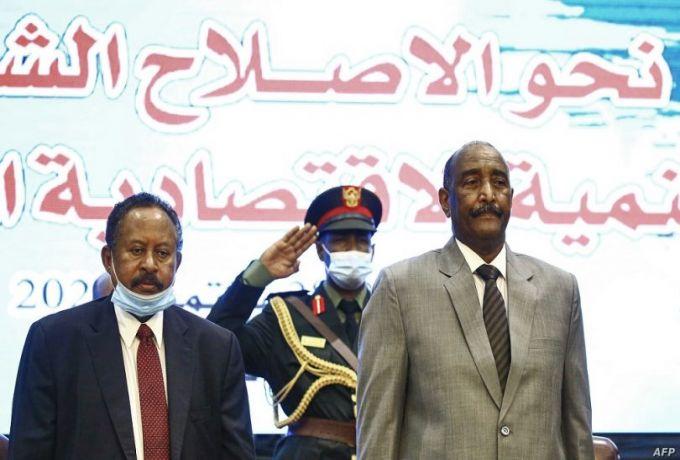 جريدة لندنية:مفتاح نجاح الفترة الانتقالية في السودان