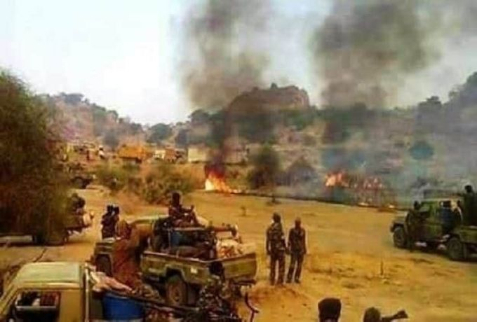 """هجوم مسلح يستهدف مزارع في منطقة """"بركة سايرة"""" بمحلية سرف عمرة بشمال دارفور"""