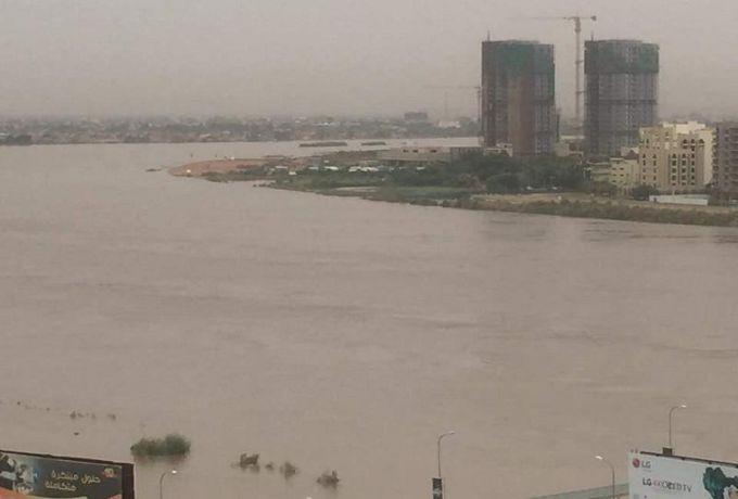 ارتفاع جديد لإيراد النيل الأزرق من المياه