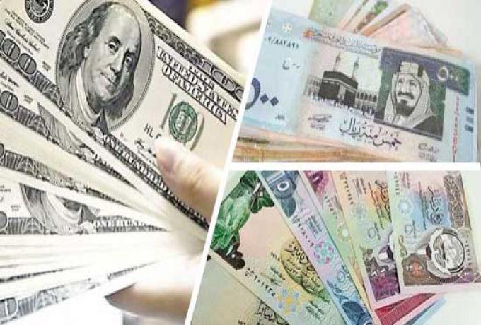 الجنيه السوداني ينتعش مجدداً امام الدولار اليوم