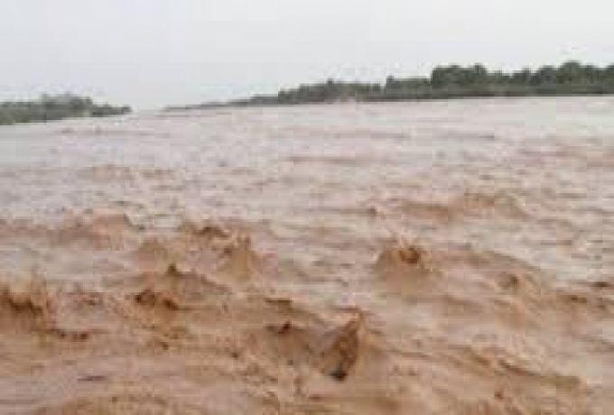 ارتفاع إيراد النيل الأزرق اليوم إلى 452 مليون متر مكعب