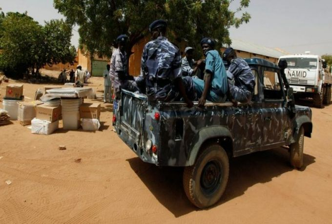 الشرطة بولاية الخرطوم تواصل حملاتها لمنع الجريمة بجميع المحليات