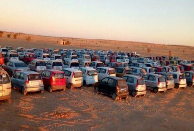 (صهر) عربات (بوكو حرام) خلال أيام