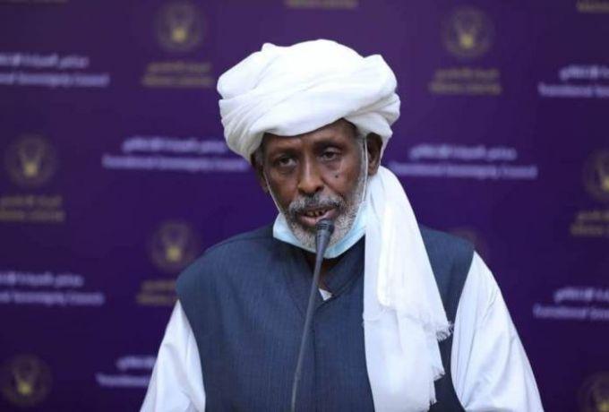 اقتراح بمنح ترك 30% في حكومة الإقليم شرق السودان