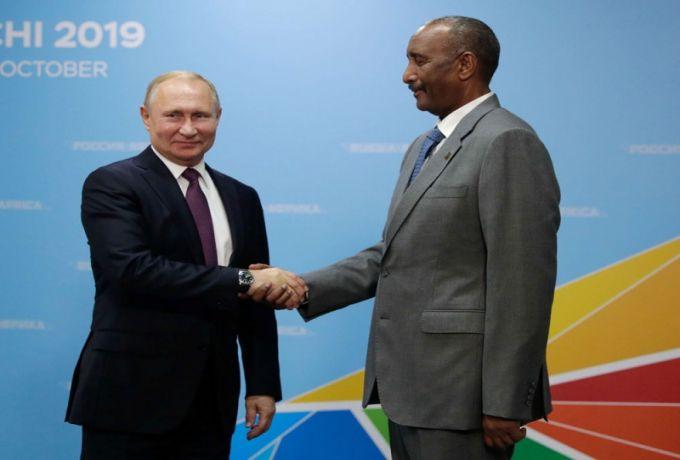 الخارجية الروسية توضح حقيقة طلب الخرطوم مساعدة موسكو فيما يتعلق بمحاولة الانقلاب