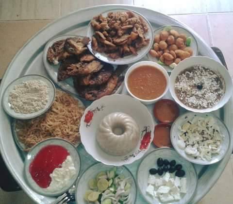 وجبات رمضانيه سودانيه